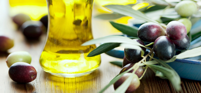 Olive oil of the month