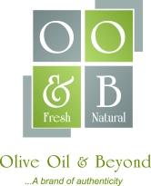 Olive Oil & Beyond Premium olive oils ad vinegars - logo