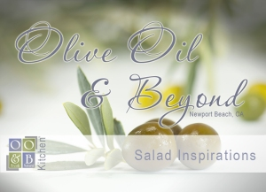 Olive Oil & Beyond, Newport Beach - Salad Inspiration Tuscan Tuna white bean salad