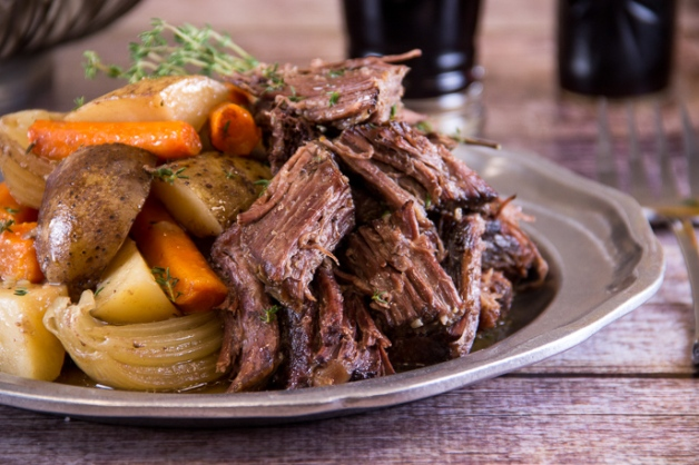best slow cooker meals for fall pot roast with vegetables