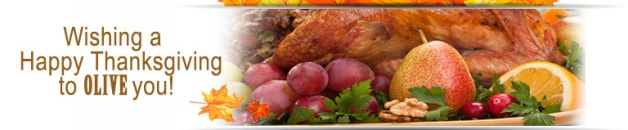 OOnB Thanksgving savings