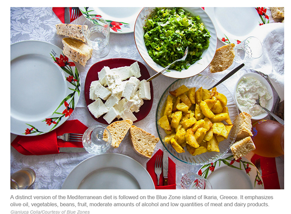 blue zone diet, longevity secrets