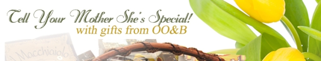 wishing you and happy mothers day feom Olive oIl and beyond